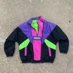 Vintage 80's Reversible Ski Jacket